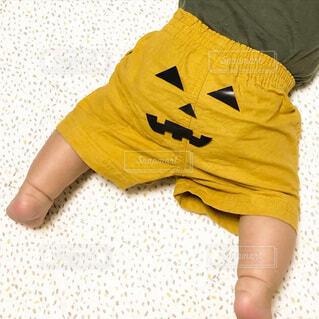 かぼちゃパンツの写真・画像素材[4898759]