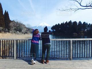 富士山の写真・画像素材[386543]
