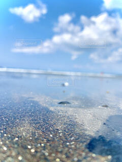 海と青空の写真・画像素材[4843705]