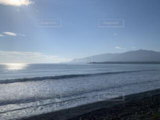 自然,海,空,屋外,サーフィン,ビーチ,雲,波,水面