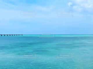 夏の海の写真・画像素材[4858785]