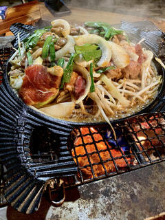 食べ物,食事,肉,BBQ,ジンギスカン