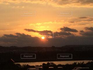 朝日,綺麗,沖縄