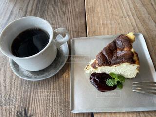 チーズケーキの写真・画像素材[4875216]