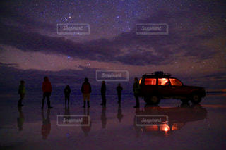 星空の写真・画像素材[219182]