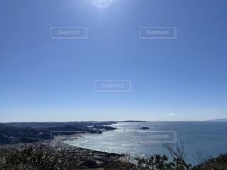 山からの眺めの写真・画像素材[4872325]