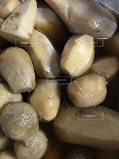 茨城県産の里芋の写真・画像素材[4900380]