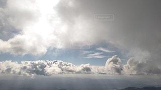 空の雲の写真・画像素材[4876196]