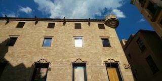 スペインの旧市街の路地の写真・画像素材[4884122]