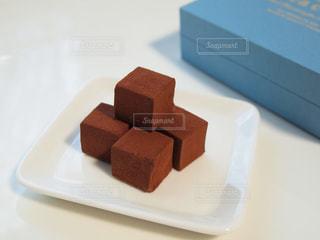 生チョコの写真・画像素材[2970271]