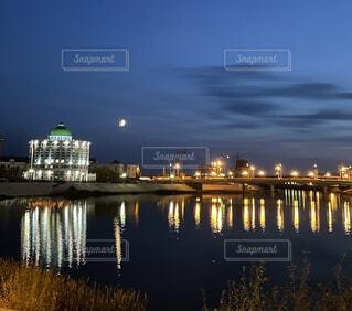 夜景が綺麗なところの写真・画像素材[4923383]