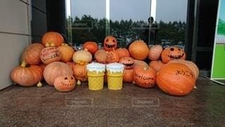 食べ物,空,秋,オレンジ,果物,野菜,かぼちゃ,ひょうたん,スカッシュ,ハロウィーン,カボチャ,セイヨウカボチャ
