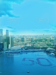シンガポールの街並みの写真・画像素材[4923060]