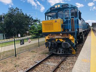 オーストラリア 機関車の写真・画像素材[4875661]
