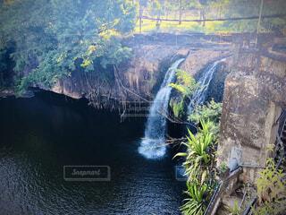 オーストラリア 滝の写真・画像素材[4875663]