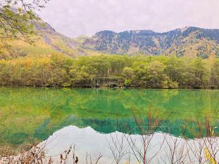 山の絶景の写真・画像素材[4877381]
