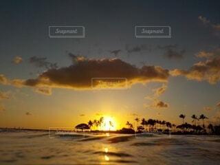 美しい海の写真・画像素材[4868876]