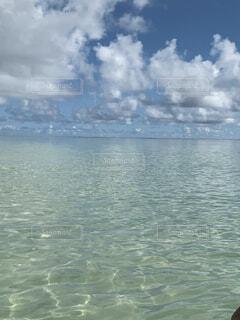 美しい海の写真・画像素材[4868881]