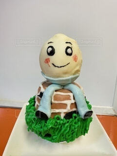 ハンプティダンプティのケーキの写真・画像素材[4869866]