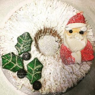 クリスマスケーキの写真・画像素材[4869879]