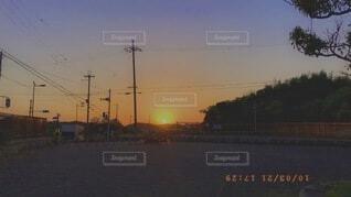 夕焼けの写真・画像素材[4889179]