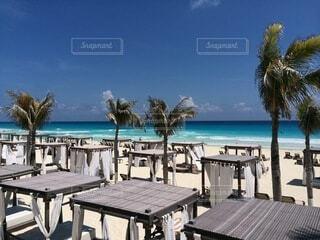 エメラルドのビーチの写真・画像素材[4873759]