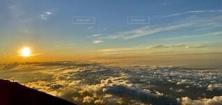 雲海の写真・画像素材[4875699]