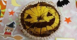 ハロウィンケーキの写真・画像素材[4883525]