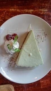 ピスタチオケーキの写真・画像素材[4942471]