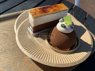 ケーキの写真・画像素材[4885601]