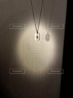 クロムハーツのネックレスの写真・画像素材[4875643]