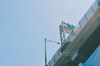 空,橋,屋外,県境