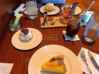 紅茶,女子会,モンブラン,グランドホテル,マンゴータルト