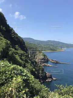 自然,風景,空,屋外,ビーチ,雲,水面,山,旅行