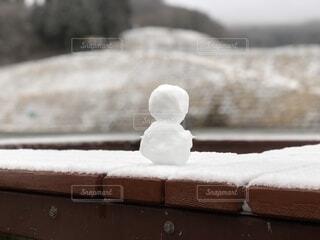 冬,雪,屋外,白,ベランダ,小さい,雪だるま,スキー,寒い,スノボ,冷たい,雪国,ペンション