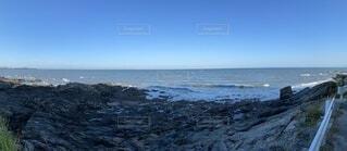 自然,海,空,屋外,ビーチ,青,水面,海岸,パノラマ