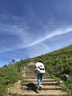 空も雲も風も最高の写真・画像素材[1411838]