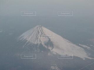 自然,空,富士山,雪,屋外,雲,飛行機,霧,山,雲海,空中,航空機,成層火山