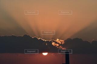 自然,風景,空,屋外,太陽,雲,夕暮れ,霧,日の出,くもり,バック グラウンド
