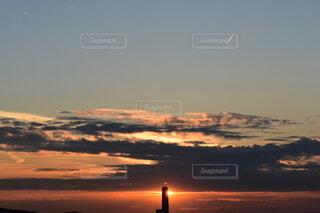 自然,空,屋外,太陽,雲,夕暮れ,日の出