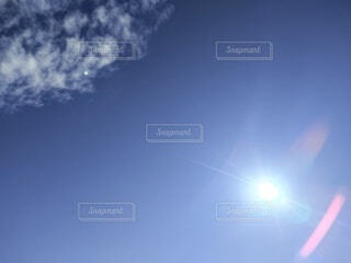 自然,空,屋外,太陽,朝日,雲