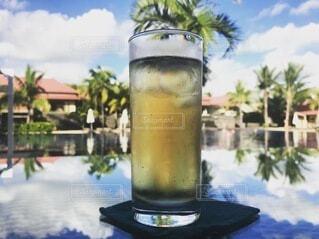 屋外,ジュース,カクテル,リゾート,アルコール,飲料,ビールグラス,至福の一杯