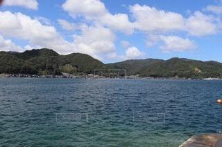 自然,風景,海,空,屋外,湖,ビーチ,雲,ボート,島,水面,山,旅行,ベイ