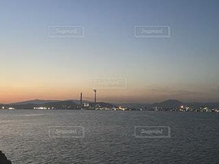 風景,空,屋外,湖,雲,船,水面,山,旅行