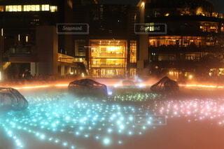 風景,建物,カメラ,夜,夜景,屋外,東京,TOKYO,霧,景色,イルミネーション,都会,ライトアップ,オシャレ,高層ビル,キャノン,明るい,お洒落,一眼レフ,canon,LED,イルミ,camera,電飾,ミスト,eos,ウォーターミスト