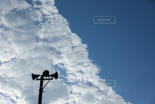 空,秋,屋外,雲,青空,秋空,景観,日中,いわし雲