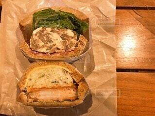 食べ物,カフェ,サンドイッチ