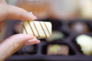 チョコレートの写真・画像素材[1813423]