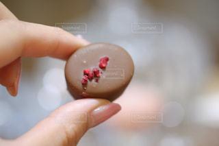 チョコレートの写真・画像素材[1813435]