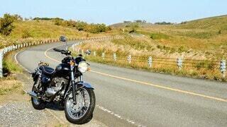 空,屋外,道路,バイク,道,オートバイ,車両,陸上車両